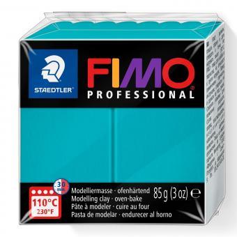 Plastelina de modelaj Fimo profesional 85g turquoise Cod 8004-32