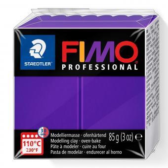 Pasta de modelaj Fimo profesional 85g lilac Cod 8004-6