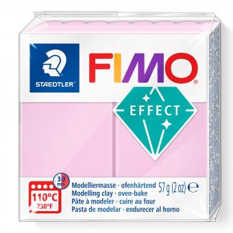 Plastilina Fimo efect light pink Cod 8020-205