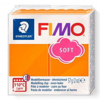 Plastilina Fimo soft tangerine Cod 8020-42