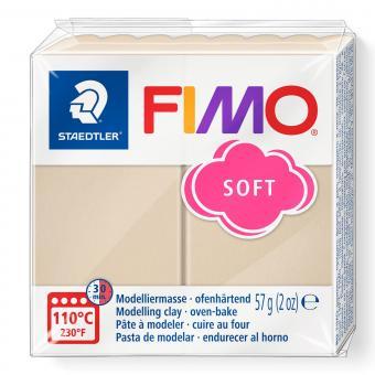 Plastilina Fimo soft sahara Cod 8020-70