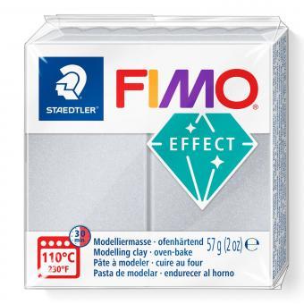 Plastilina Fimo efect silver pearl Cod 8020-817