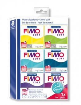 Set Plastilina Fimo soft MP CC Cod 8023 24