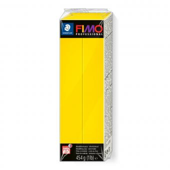 Plastilina Fimo Profesional 454g yellow Cod 8041-100
