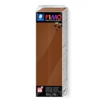 Plastilina Fimo Profesional DA 454g nougat Cod 8071-78
