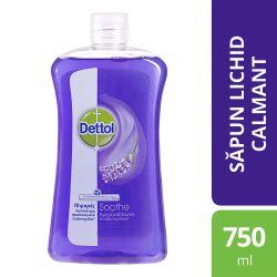 Rezerva sapun lichid Dettol Soothe DT-8137003, 750 ml