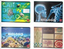 Caiet Biologie Pigna 24 FILE capsat 3/set
