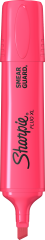 Textmarker Sharpie Fluo XL Chisel Pink