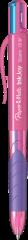 Quatro Pen 1.0 M PaperMate InkJoy Quatro Pink Fun