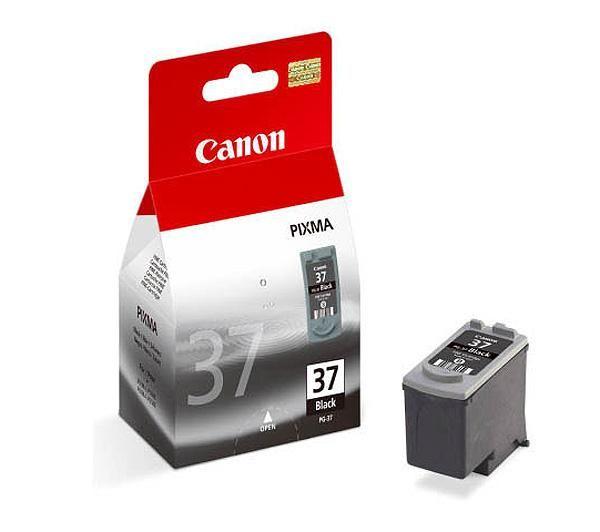 CARTUS BLACK PG-37 ORIGINAL CANON IP1800/2500