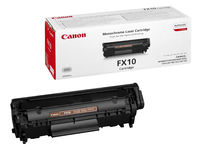 CARTUS TONER FX-10 ORIGINAL, 2000 pagini ,CANON L100