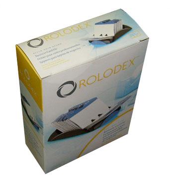 Rolodex 100 Fisier Liniar Deschis