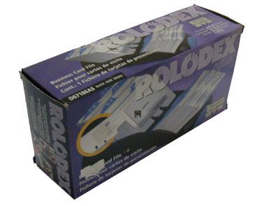 Rolodex Fisier Liniar Deschis