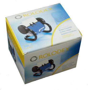 Rolodex Mini 250 Carduri