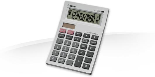 Calculator birouCANON AS-120Ri 12 digiti