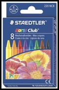 Creioane color ceara Noris 8/set 220 NC8