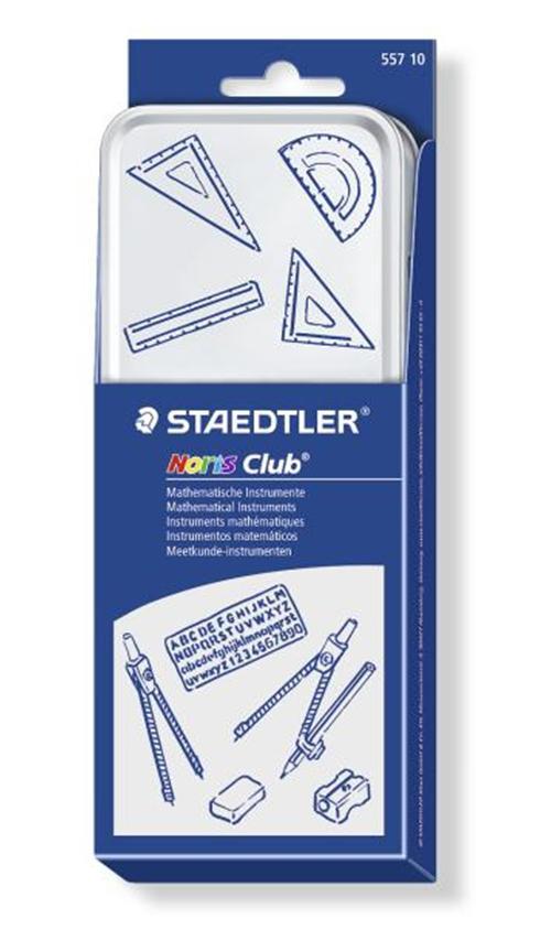 Trusa geometrie Staedtler 10 piese, ST557-10
