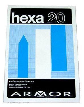 Indigo Hexa Albastru