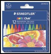 Creioane color cerate Noris 12/set 220 NC12