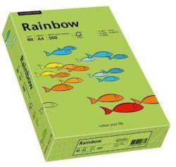 Hartie color RAINBOW  , A4, 80 g/mp, 500 coli/top, Verde Deschis (Bright Green)