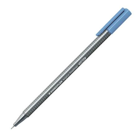 Fineliner triplus Staedtler 0.3mm Delft blue