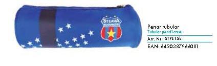 Penar Etui Tubular, Neechipat Pigna Steaua, 1 fermoar, Model STPE15B