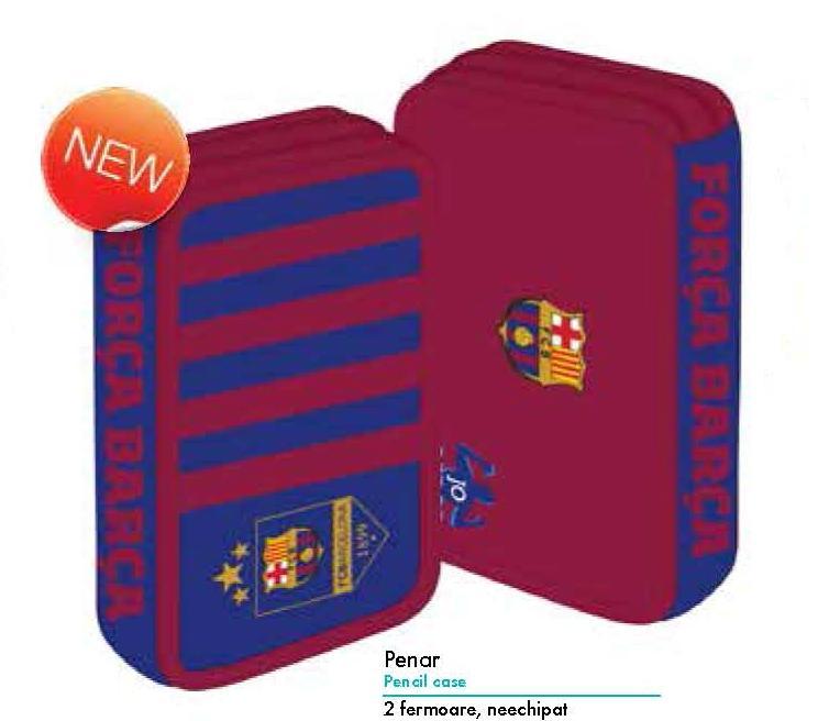 Penar Neechipat Pigna Barcelona, 2 fermoar, fara extensii interioare  Model BAPE1402-1