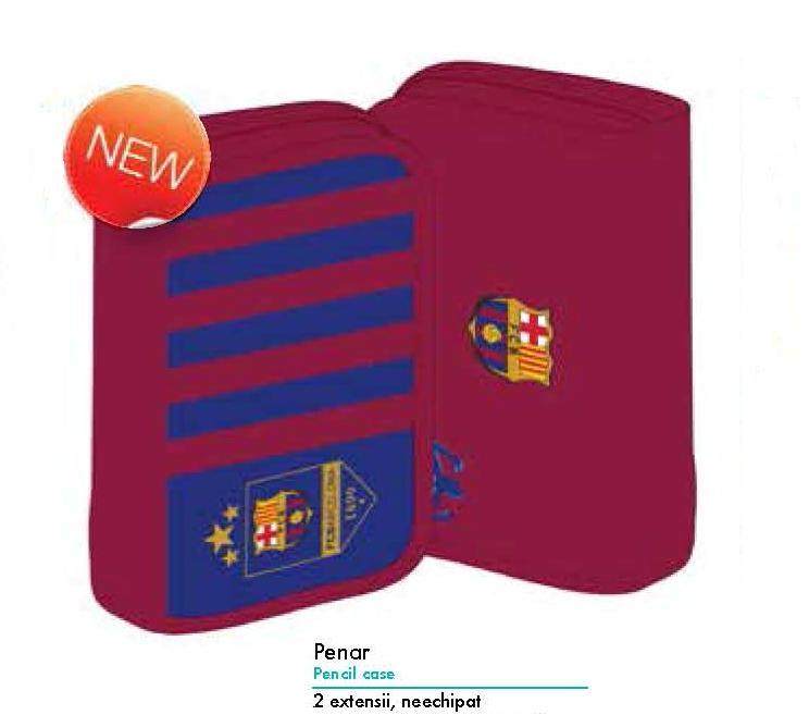 Penar Neechipat Pigna Barcelona, 1 fermoar, 2 extensii interioare  Model BAPE1401-1
