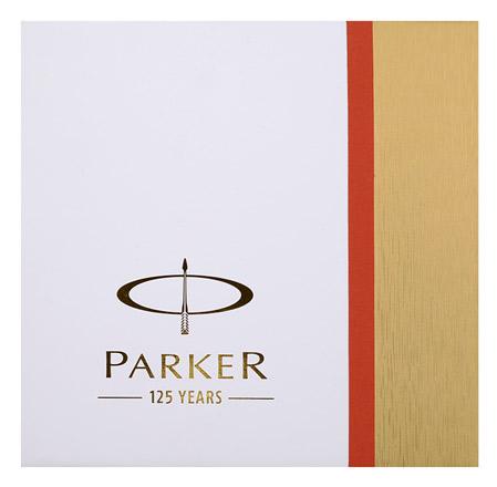 Aniversary - Notes Black  Parker Ambalaje Optionale Cadou Cutie Cadou Set Parker