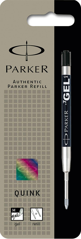 Negru  Parker Mina Pix Gel