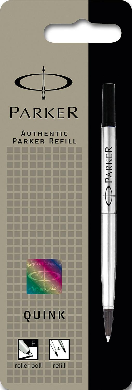 Negru  Parker Mina Roller Quink