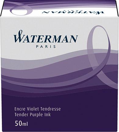 Tender Purple permanent  Waterman Calimara Standard