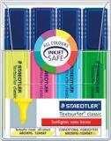 Evidentiator Staedtler ST 364wp4 4 culori pe set