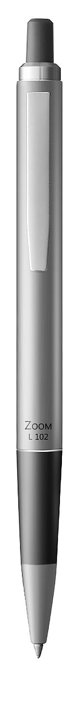 Pix  Tombow Zoom L 102 Silver