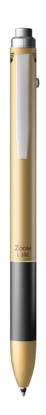 Triopen  Tombow Zoom L 102 Champagne Gold