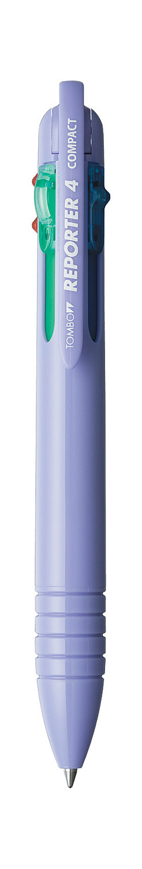 Quatropen  Tombow Reporter 4 Compact Light Purple