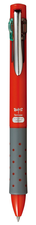 Quatropen  Tombow Reporter 4 Smart Red