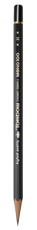 Creion H  Tombow MONO 100 MONO 100