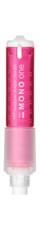 Radiera Round Tip  Tombow Mono One Pink