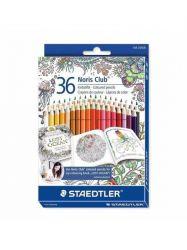 Set ST-157 C36JB creioane Staedtler Noris Adult Coloring Design 36/set