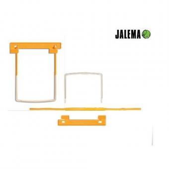 Alonja arhivare de mare capacitate, 10/set, JALEMA Clip - culoare galbena