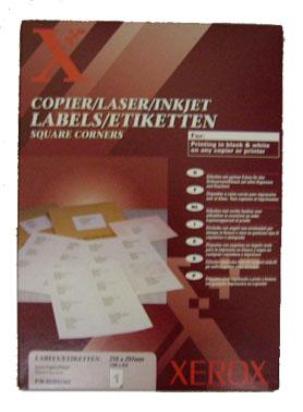 Etichete Autoadezive 1/pag Xerox