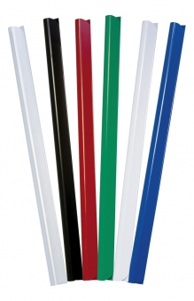 Bagheta A4 de legat documente, 10 mm, 10/set, DONAU - albastru