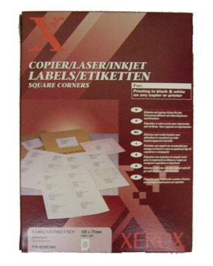 Etichete Autoadezive 8/pag Xerox