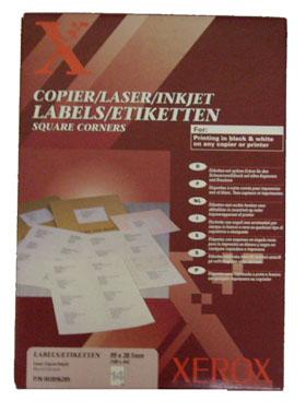 Etichete Autoadezive 14/pag Xerox