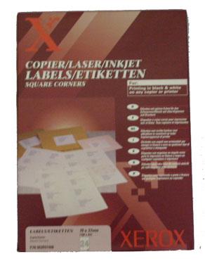 Etichete Autoadezive 24/pag Xerox