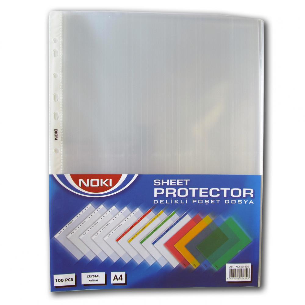 File de protectie Noki Cristal 90mic 100/set