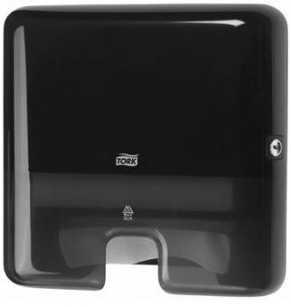 Dispencer servetele  expres , mini ( 30,3*10,7*30,6 cm) - negru