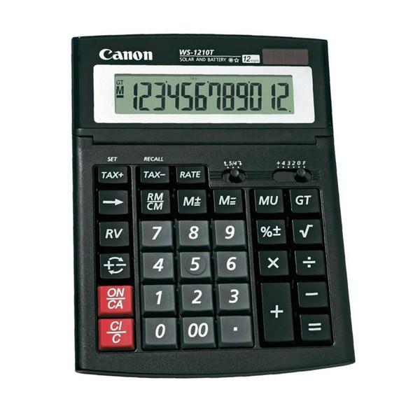 Calculator Canon Ws1210t 12 cifre