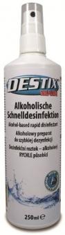 Spray cu lichid dezinfectant pentru suprafete, 250 ml, Destix MA61 - aroma lamaie